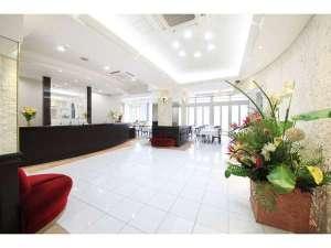 立川アーバンホテル:ロビー