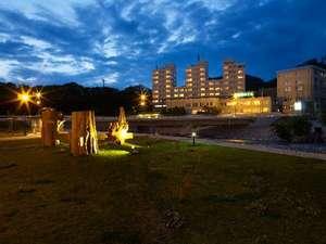 温根湯ホテル四季平安の館の写真