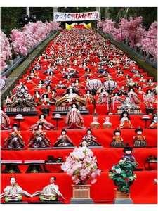 ホテル里杏:勝浦ビッグひな祭り・遠見岬神社