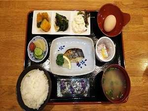 スカイホテル大田:和食の一例