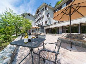 上高地ルミエスタホテル(旧 上高地清水屋ホテル)の写真