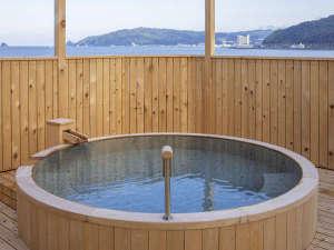 宇佐美温泉源泉かけ流し オーシャンフロントのホテル 海ホテル