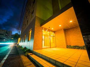 スーパーホテル鳥取駅前:周りは静かでぐっすり快眠出来ますよ♪