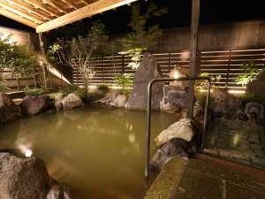 全室源泉かけ流しの天然温泉が自慢『美肌の湯 こしかの温泉』