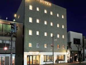 HOTEL NUPKA 外観