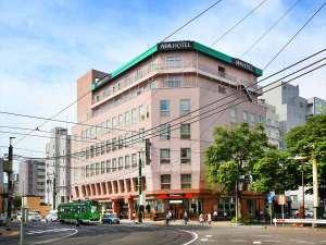 アパホテル<札幌すすきの駅西>