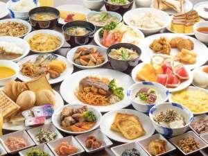 FORZA ホテルフォルツァ長崎:長崎名物から定番メニューまで、フォルツァらしさ溢れる元気朝食を準備いたしました!