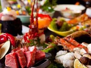 もと湯の宿 黒田や:厳選秋の高級食材食べつくしプラン