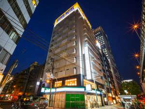 スーパーホテルPremier大阪・本町の写真