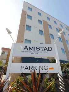 アミスタホテルの写真