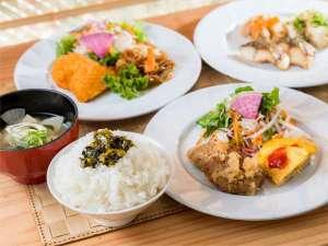 スーパーホテル宮崎天然温泉:健康朝食の例