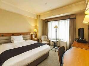 ホテルメトロポリタン盛岡 ニューウイング:【シングルルーム】21平米≪160cm幅ワイドダブル・シモンズベッド≫