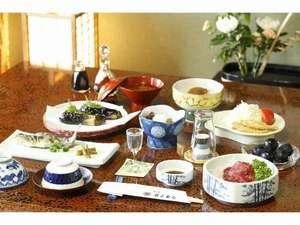 旅館おくむら:夕食の代表例です