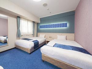 ホテルウィングインターナショナル名古屋:【2016年10月改装】9・10・11階ツイン