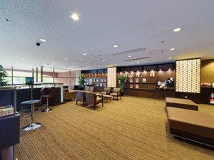 ホテルウィングインターナショナル名古屋:2016年リニューアル!ロビー