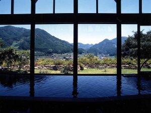 池の山荘:大浴場・内湯『みはらしの湯』