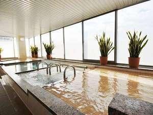 アークホテル広島駅南―ルートインホテルズ―:◆大好評♪10階展望大浴場(男湯にはサウナ、ジャグジーもあり)