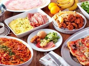 ホテルメッツ渋谷 東京<JR東日本ホテルズ>:朝食ブッフェ(洋食イメージ) 7:00~10:00