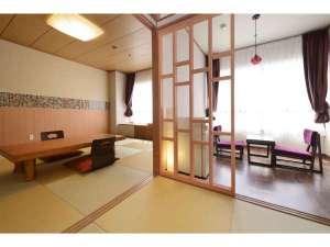 石切温泉 ホテルセイリュウ:青龍の森フロア【禁煙】