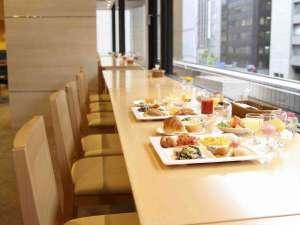 からすま京都ホテル:朝食バイキング(イメージ)