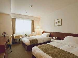 からすま京都ホテル:スーペリアツインルーム