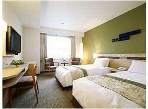 からすま京都ホテル:ツインルーム