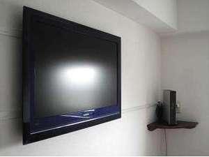 ステップイン新大阪東口:32型液晶テレビ!WOWOW無料視聴なので映画鑑賞、スポーツ観戦などいかがですか?