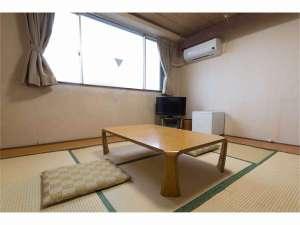 水沢翠明荘:部屋(6畳)