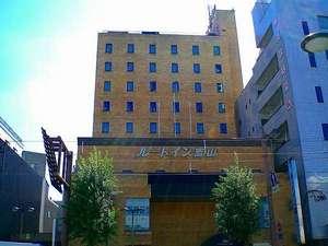 ホテルルートイン富山駅前 外観