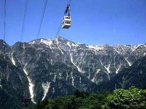 あんきな宿 宝山荘別館:奥飛騨の目玉スポット「新穂高ロープウェイ」2階建てゴンドラで雲上の世界へ!西穂高への登山にも◎