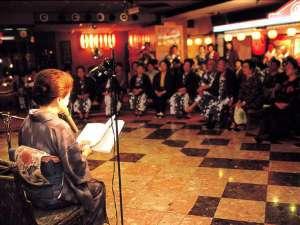 ■女将の紙芝居■ゆかいな話、おばけの話などを女将が1話朗読しています。