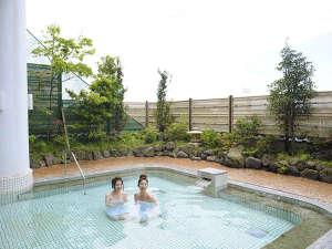マホロバマインズ三浦:開放感あふれる露天風呂でのんびり