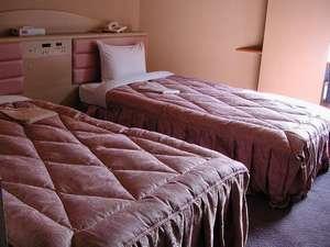 田無第一ホテル:シンプルツインルーム