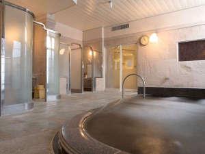 エーヴランド ホテル&ゴルフクラブ:*【大浴場/女性用】一人一人独立した洗い場は女性に好評です。