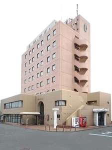 ホテルセレクトイン浜松駅前 外観