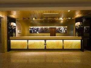 渋谷東武ホテル:フロント2015年12月改装済み