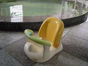 ☆赤ちゃんサービス☆大浴場のバスチェア。リクラインニング可なので、3か月(首の座った頃)~利用OK