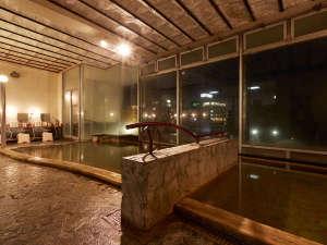 6階・展望温泉大浴場「二條泉」