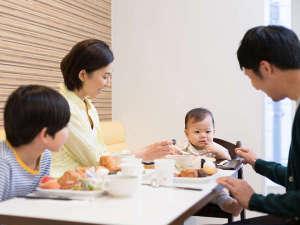コンフォートホテル東京清澄白河:家族だんらんのひとときを是非当館にて♪