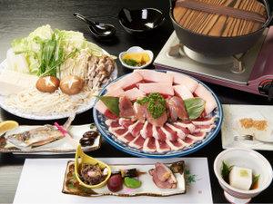 野迫川温泉 ホテルのせ川:カシキ鍋