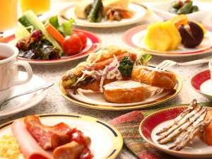 鹿児島サンロイヤルホテル:朝食バイキング