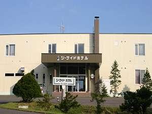 湯元尾岱沼温泉シーサイドホテル:シーサイドホテル外観
