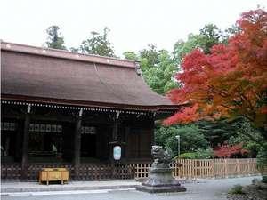 【多田神社】秋の紅葉は必見♪