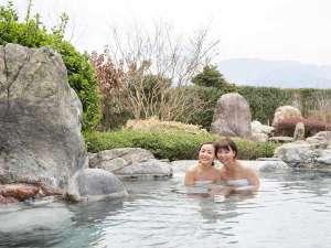 阿蘇プラザホテル:露天風呂で心も体も湯ったり♪極上の休日を!