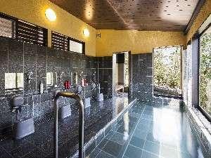 ペンション&コテージ リゾートイン湯郷:H26年3月完成♪女性浴場(予約状況により、男性と入れ替わる場合がございます)