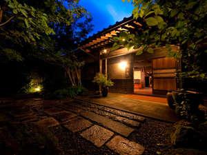 一万坪に佇む全室露天風呂付き離れ ゆふいん月燈庵の写真