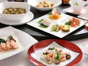 中国料理『煌蘭苑』(料理一例)