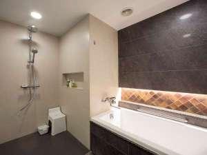 プレミアムフロアバスルーム一例