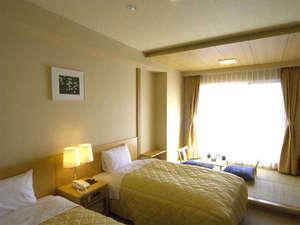 利尻富士温泉 ホテルあや瀬:*新館には和洋室がございます。お部屋は、当ホテルにお任せ下さい。