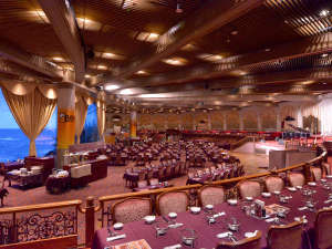熱海温泉 ホテルニューアカオ:【メインダイニング錦】伊豆最大級のシアターレストランで、ディナーショーをお楽しみください